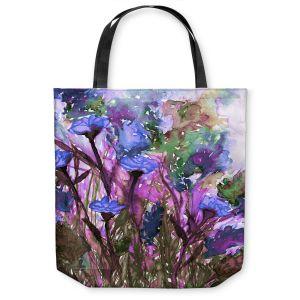 Unique Shoulder Bag Tote Bags   Julia Di Sano - Floral Insurgence V