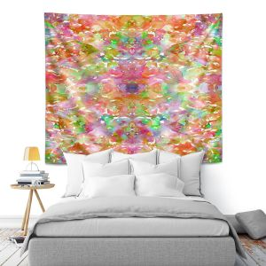 Artistic Wall Tapestry | Julia Di Sano - Jewel in the Crown III