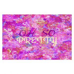 Decorative Floor Coverings | Julia Di Sano - Oh So Pretty
