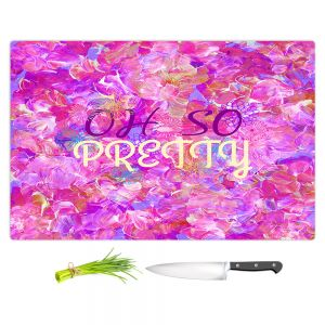 Artistic Kitchen Bar Cutting Boards | Julia Di Sano - Oh So Pretty