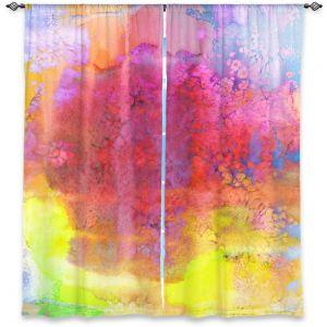 Decorative Window Treatments | Julia Di Sano Pastel Creations II