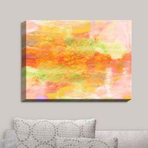 Decorative Canvas Wall Art | Julia Di Sano - Pastel Creations III