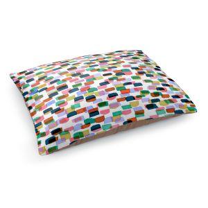 Decorative Dog Pet Beds | Julia Di Sano - Retro Mod Dots I