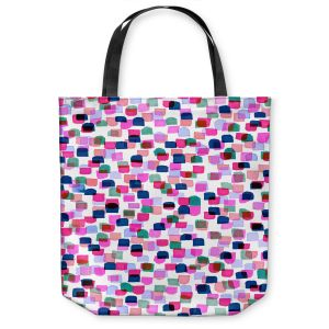 Unique Shoulder Bag Tote Bags | Julia Di Sano - Retro Mod Dots II