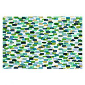 Decorative Floor Coverings | Julia Di Sano - Retro Mod Dots V