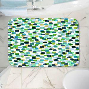 Decorative Bathroom Mats | Julia Di Sano - Retro Mod Dots V