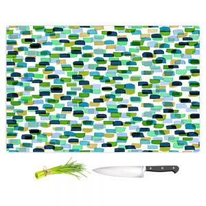 Artistic Kitchen Bar Cutting Boards | Julia Di Sano - Retro Mod Dots V