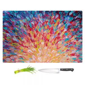 Artistic Kitchen Bar Cutting Boards | Julia Di Sano - Splash I