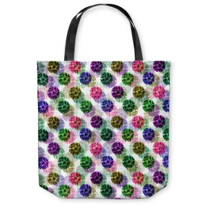 Unique Shoulder Bag Tote Bags |Julia Di Sano - Spots And Dots II