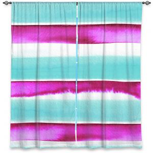 Decorative Window Treatments | Julia Di Sano - Summer Vibes II