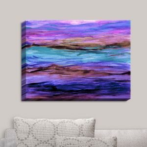 Decorative Canvas Wall Art | Julia Di Sano - Unanchored I | Abstract Painting