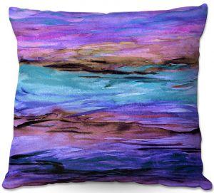 Decorative Outdoor Patio Pillow Cushion | Julia Di Sano - Unanchored l