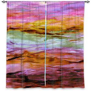 Decorative Window Treatments | Julia Di Sano - Unanchored ll