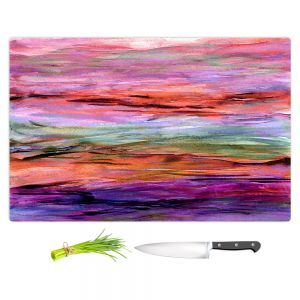 Artistic Kitchen Bar Cutting Boards | Julia Di Sano - Unanchored lll