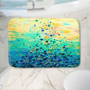 Decorative Bathroom Mats | Julia Di Sano - What Goes Up VI