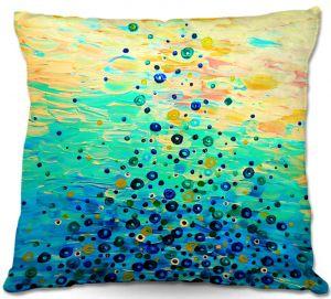 Throw Pillows Decorative Artistic | Julia Di Sano's What Goes Up VI