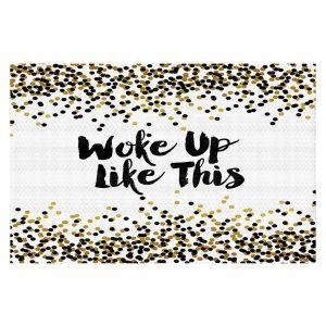 Decorative Floor Coverings | Julia Di Sano - Woke Up Like This