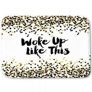 Decorative Bathroom Mats | Julia Di Sano - Woke Up Like This