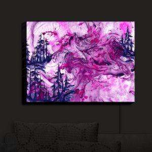 Nightlight Sconce Canvas Light | Julia Di Sano - Worth Having Fuchsia