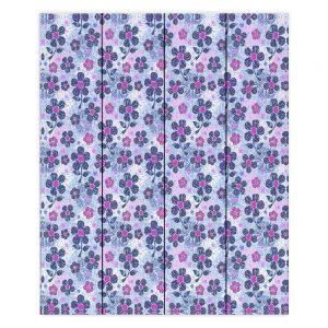 Decorative Wood Plank Wall Art   Julia Grifol Flowers Mix