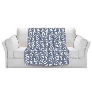Artistic Sherpa Pile Blankets | Julia Grifol Romantic Tree