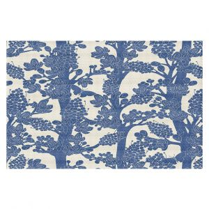 Decorative Area Rug 2 x 3 Ft from DiaNoche Designs byJulia Grifol - Romantic Tree II