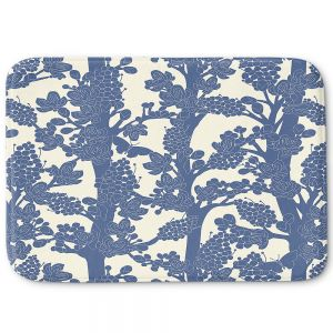 Decorative Bathroom Mats | Julia Grifol - Romantic Tree II