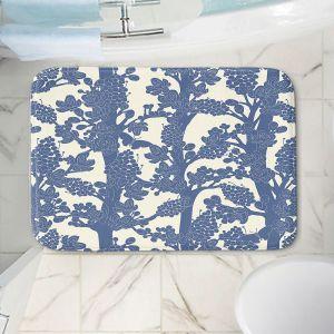 Decorative Bathroom Mats | Julia Grifol - Romantic Tree II