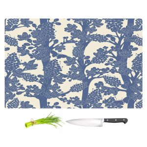 Artistic Kitchen Bar Cutting Boards | Julia Grifol - Romantic Tree II