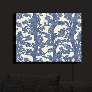Nightlight Sconce Canvas Light | Julia Grifol - Romantic Tree II | Floral Pattern