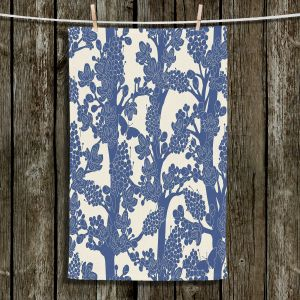 Unique Bathroom Towels | Julia Grifol - Romantic Tree II