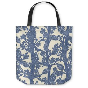Unique Shoulder Bag Tote Bags   Julia Grifol Romantic Tree II