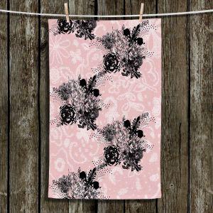 Unique Hanging Tea Towels | Julie Ansbro - Baroque Bouquet | Flowers