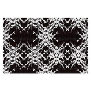 Decorative Floor Coverings | Julie Ansbro - Blackberry Lace II