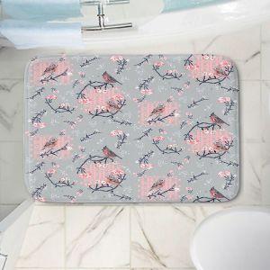 Decorative Bathroom Mats | Julie Ansbro - Chaffinchlay II
