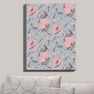 Decorative Canvas Wall Art | Julie Ansbro - Chaffinchlay II