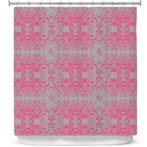 Premium Shower Curtains | Julie Ansbro - Delicate