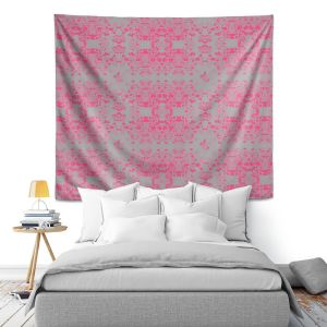 Artistic Wall Tapestry | Julie Ansbro - Delicate