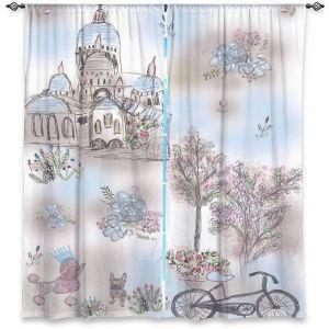 Decorative Window Treatments   Julie Ansbro - French Poodles