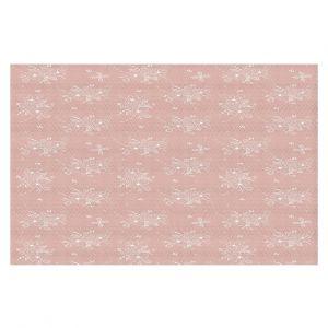 Decorative Floor Coverings | Julie Ansbro - Lacy Bouquet I