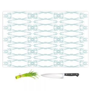 Artistic Kitchen Bar Cutting Boards | Julie Ansbro - Twigs White