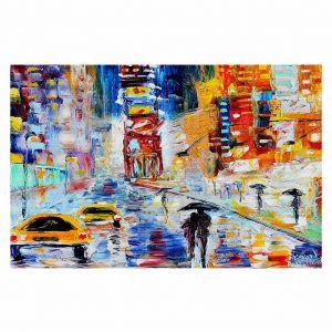 Decorative Floor Coverings | Karen Tarlton A New York New Year