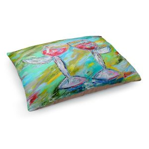 Decorative Dog Pet Beds | Karen Tarlton - Angel Glasses