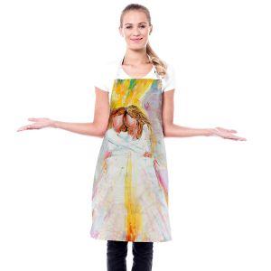 Artistic Bakers Aprons   Karen Tarlton - Angel Hugs 2   Spiritual People