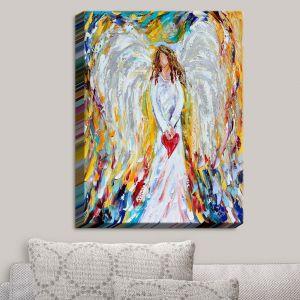 Decorative Canvas Wall Art | Karen Tarlton - Angel of My Heart