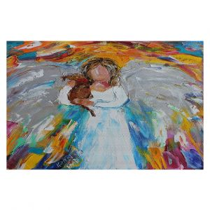 Decorative Floor Coverings | Karen Tarlton - Angel Puppy