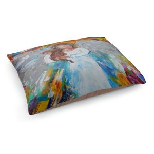 Decorative Dog Pet Beds | Karen Tarlton - Angel Puppy