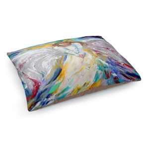 Decorative Dog Pet Beds | Karen Tarlton - Angel 1 | Heaven Paint