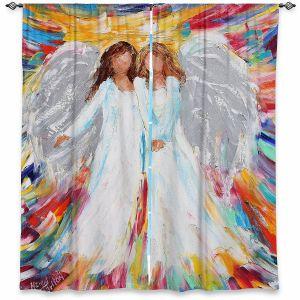 Decorative Window Treatments | Karen Tarlton - Angels | Religion Religious Heaven