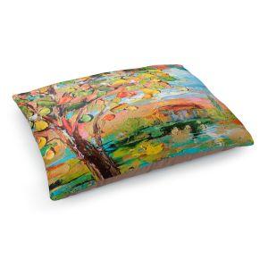 Decorative Dog Pet Beds | Karen Tarlton - Autumn Sunset